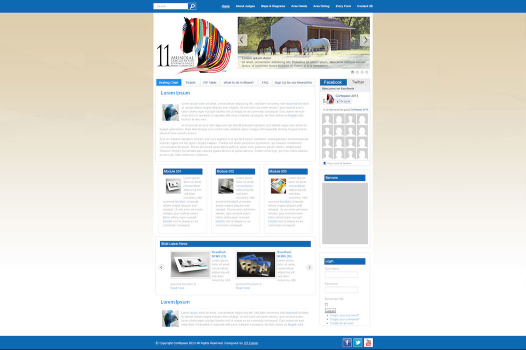Confepaso-web