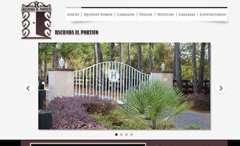 Hacienda El Portico