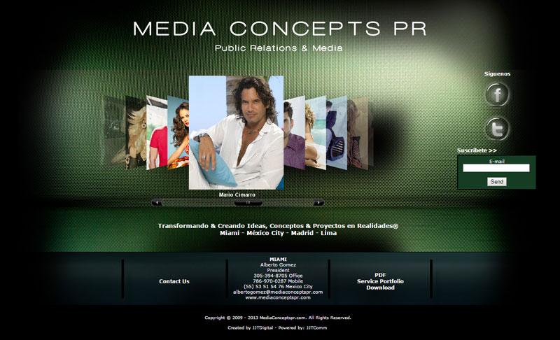 Media Concepts PR